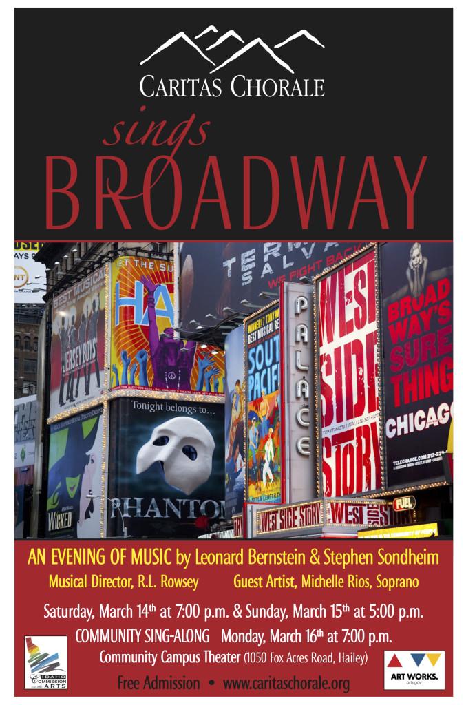 Caritas-Broadway Poster1a