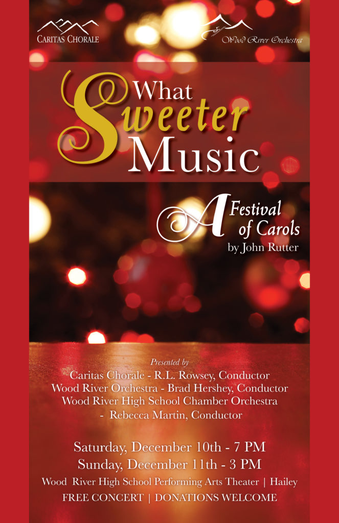 What Sweeter Music Holiday Concert 2016