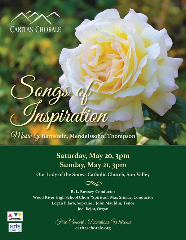 Caritas Songs of Inspiration 2017