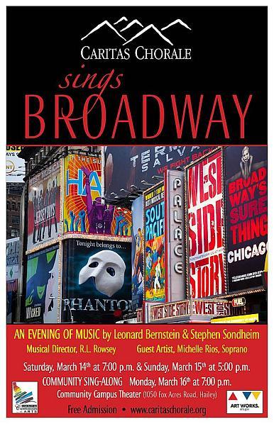 Caritas-Broadway Poster small