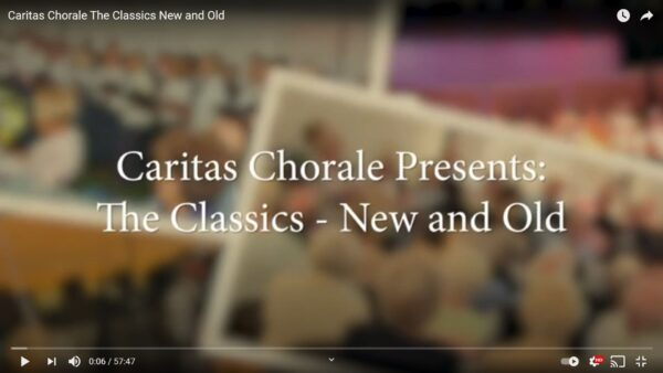 Choral Classics - New and Old
